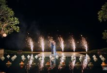 William & Angelique Wedding by NOMINA PHOTOGRAPHY