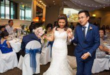 My amazing dream wedding by SS Florist