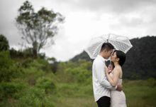 Outdoor Prewedding-Ranca Upas by King Foto & Bridal Image Wedding