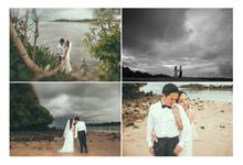 The Story of YZ & ZZ by I Love Bali Photography