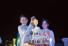 Wedding Of Danny and Dwi by Nika di Bali