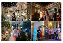 Wedding of Via and Agung by Nika di Bali