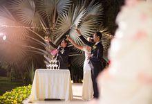 Wedding Of Hans and Vinda by Ananda Yoga Organizer