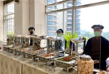 Wedding Event at UOB Building Jakarta Pusat by Premierindo Fabrication