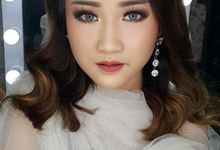 Makeup Pengantin by Venteen Make Up Artist