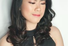 Jakarta, 11 Agustus 2019 by Ravenia Juli Make Up