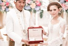 The Wedding of Indra & Debby by Diamond Weddings