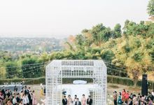 The Wedding of Sherly and Valiant by ALVIN PHOTOGRAPHY