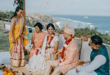 Nagisa Bali Wedding for Neel & Davina by Nagisa Bali