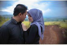 Preweddibg Dina & Febi by Starjaya wedding photography