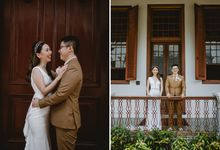 The Wedding of Ryan & Sherly by Visuel Project