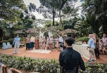 Livestreaming The Wedding of Gracia & Ripa by Divine Production