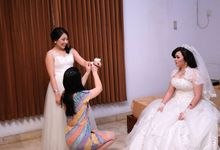 Wedding Reynell & Riri by Lollipop Wedding Organizer