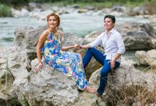 Bob and Ehm Prenup Shoot by Yellow Tie Photography