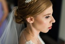 wedding by Makeup by Ivett