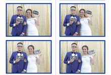 Mark & Bonna Wedding by Boracay Starshots Photobooth