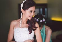 ROM - Anabelle Koo by CELESTE NGAN makeup