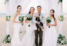 Hannah & Yansen by The Sakala Resort Bali