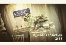 Admiralty Business & Sports Club  Stand Decoration by K'alaka Production