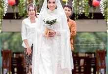 The Wedding of Dhea & Berry by Putra Achmad