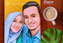 Realist Drawing by Ramker Studio