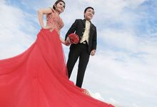 Pre Wedding Belitung by LeVien