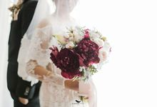 The Wedding of Elga & Ary by Hiddeneyes Photography