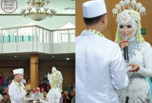 Lisma & Reza Wedding by Maysee Potrat Potret