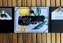 Custom Invitations by revelry + heart