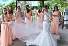 Mint & Peach rustic wedding by Sweet Comfort Events Management by Roman (Bingo) Flores