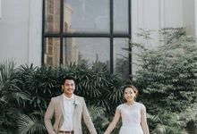 Joe & Shienna Wedding by Happyone Photo