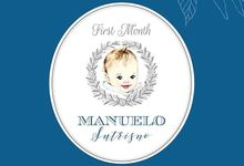 First Month Hampers Special for Manuelo by SH Printing and Hampers