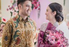 The Engagement of Faradhila & Bryan by Clara Wedding by Wedding Market