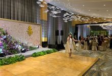 MC Birthday Party Hotel Mulia Jakarta - Anthony Stevven by Anthony Stevven