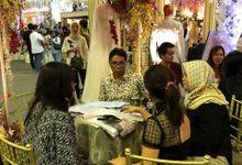 Balai Kartini Wedding Expo 2018 by Aura Putri