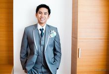 Alvin & Leah by La Niña Weddings