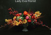 Wedding  by LadyEvaFlorist
