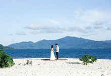 Oslec and Zha El Nido Brother Island Elopement by Blinkboxphotos