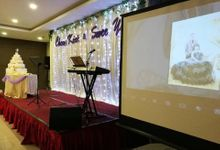 Kluang Wedding Live Band and Emcee by MEB Entertainments