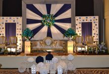 Wedding of Jonathan & Anneke by CREDO Event & Wedding Consultant