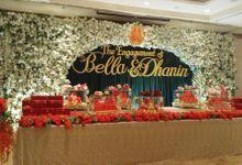 Engagement Decor by Bleubell Design
