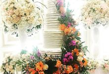Wedding of Rudy and Camila by Oursbake