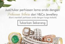 Tukarkan Perhiasan Lama Anda dengan Perhiasan Terbaru V&Co Jewellery by V&Co Jewellery