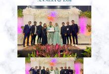 The Wedding of Annisa & Egi by Samudra Music Entertainment