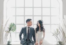 Prewedding Of Felix & Regina by kvn.photoworks