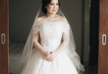 Bride Gisella by Jessica Tjiptoning