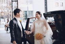 Mrs Satoe Yamaguchi by Jessica Tjiptoning