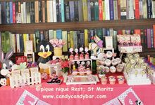 Fenezia's bday by Candycandy Bar