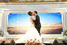 Wedding Stephen & Monika by HandS Organizer
