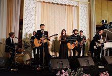 Wedding Rhesa & Sherly by Kana Entertainment